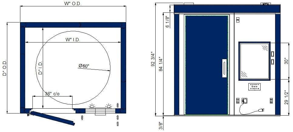 ADA C/H 12A-17 LP Spec Sheet