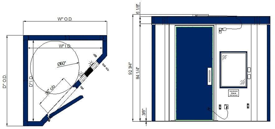 ADA CH 88 LP Spec Sheet