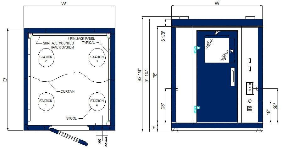 C SW Series M2-10 Spec Sheets
